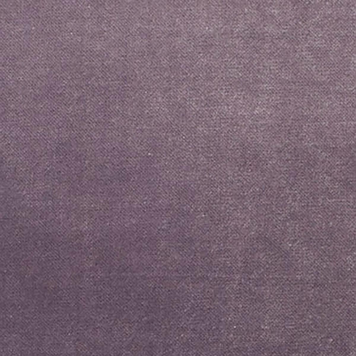 Fabric 10 - Plain velvet Lavender